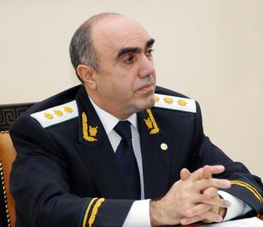 Baş prokuror iyunun 28-də Astara rayon prokurorluğunun inzibati binasında vətəndaşların qəbulunu keçirəcək