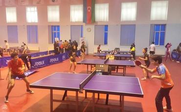 Stolüstü tennisçilərimiz Çində beynəlxalq turnirdə iştirak edəcəklər