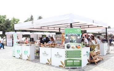 """""""Organic Food Festival 2019"""" başa çatdı"""