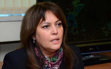 Umayra Tağıyeva: Bu il iyunda temperatur ötənilkindən 10 dərəcə yüksəkdir