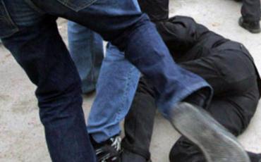 İstanbulda kütləvi dava - Yaralılar var