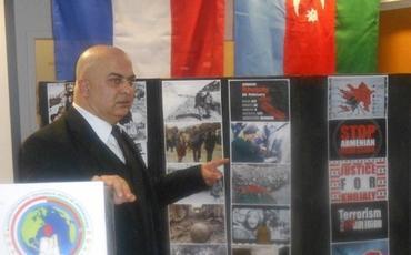 Niderland Krallığında Azərbaycanı təmənnasız təbliğ edən təşkilat rəhbəri