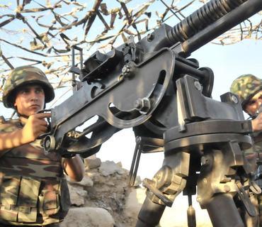 Ermənistan silahlı qüvvələri atəşkəsi 65 dəfə pozub