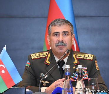 Zakir Həsənov: Düşmənin ön xətti yarılıb, 7 kənd işğaldan azad olunub