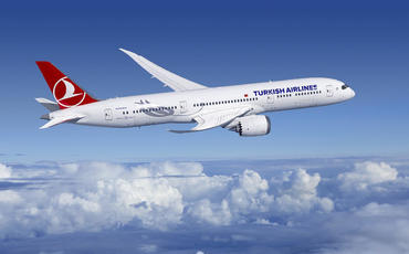 """Türk Hava Yolları"" ""Boeing 787-9 Dreamliner""i ilə uçuşlara başlayır"