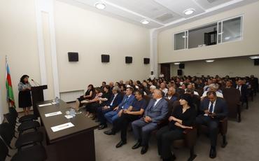 Mətbuat Şurası Qusarda tanınmış jurnalistlə bağlısənədli filmin təqdimatını keçirdi