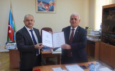 Yaqub Mahmudov Beynəlxalq Türk Akademiyasının da həqiqi üzvü seçildi