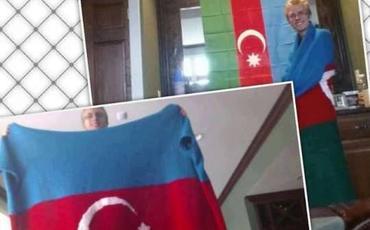 Amerikalı gəncin Azərbaycan sevdası