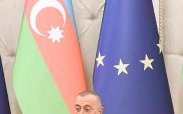 Azərbaycan Prezidenti İlham Əliyev və Avropa İttifaqı Şurasının Prezidenti Donald Tusk mətbuata bəyanatlarla çıxış ediblər