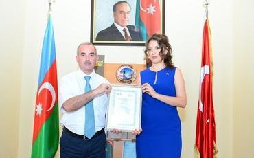 Atatürk Mərkəzində Ərzurum Konqresinin 100 illiyinə dair tədbir keçirilib