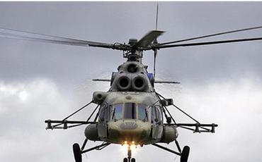 Kamçatkada Mi-8 sərt eniş etdi - 10 nəfər yaralandı