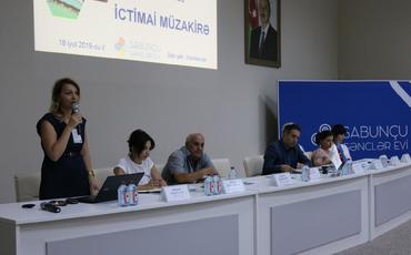 """""""Üzən günəş enerji sistemlərinin inkişafı"""" layihəsi müzakirə edilib"""