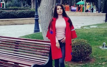 Abşeronda itkin düşən 18 yaşlı qız tapılıb