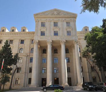 XİN: Sərhəddə törədilən qanlı cinayətin bütün məsuliyyətini Ermənistanın hərbi-siyasi rəhbərliyi daşıyır