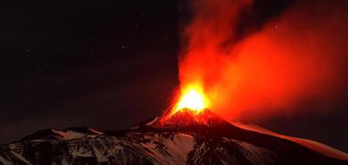 İtaliyanı nə gözləyir? - Etna oyanır
