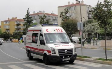 Türkiyədə avtomobil qəzası - 3 azərbaycanlı yaralandı