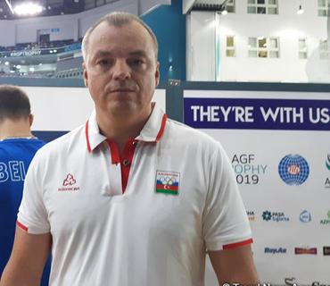 İdman gimnastikası üzrə Azərbaycan millisinin məşqçisi: Medallar qazanmağa çalışacağıq