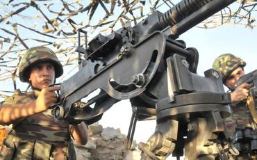 Ermənistan silahlı qüvvələri atəşkəs rejimini 26 dəfə pozub