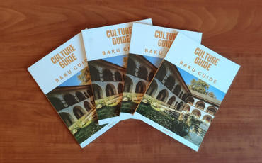 """""""Culture Guide"""" mədəniyyət bələdçisinin avqust sayı çapdan çıxıb"""