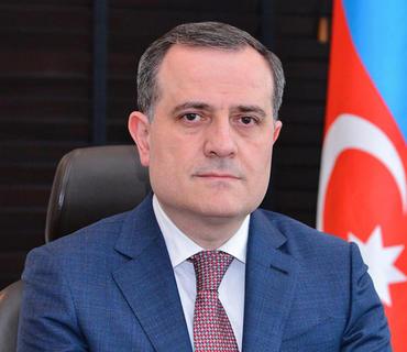 """Ceyhun Bayramov: """"İzmirdə baş vermiş zəlzələ xəbəri bizi çox kədərləndirdi"""""""