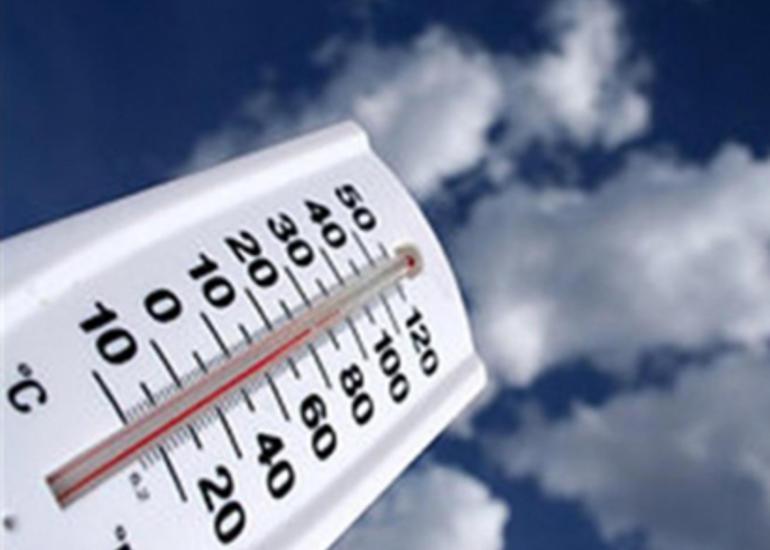 Bu gün havanın temperaturu iqlim normasından yuxarı olub - FAKTİKİ HAVA