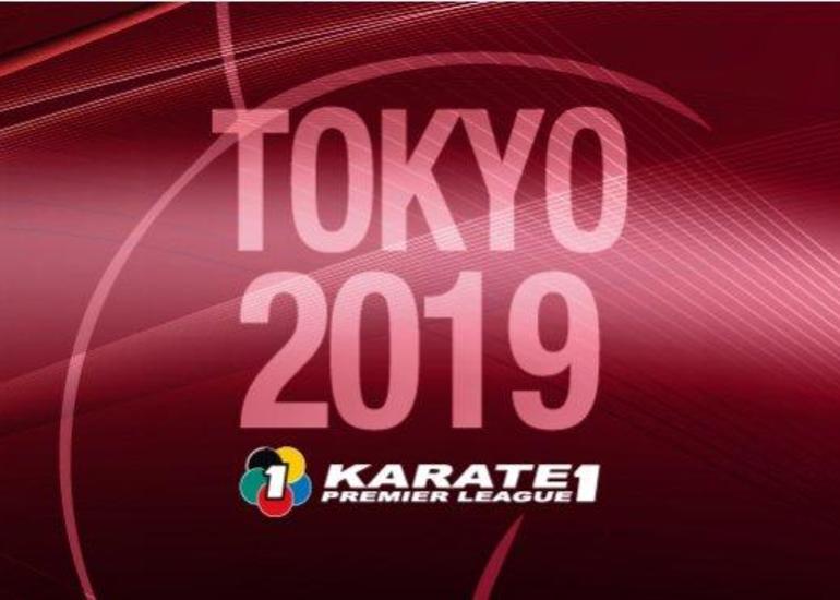 Karateçilərimiz Tokioda Premyer Liqa turnirinə yollanıb