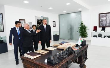 """Prezident İlham Əliyev Bakıda """"Şimal-2"""" elektrik stansiyasının istismara verilməsi mərasimində iştirak edib"""