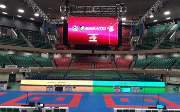 Rafael Ağayev Tokioda Karate1 Premyer Liqa turnirnin finalına yüksəlib