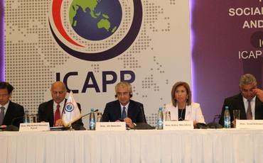 Asiya siyasi partiyaları Bakıda