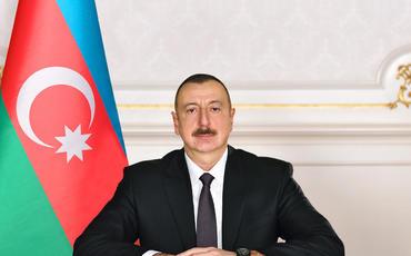 Prezident İlham Əliyev Macarıstan Prezidentinə təbrik məktubu göndərib