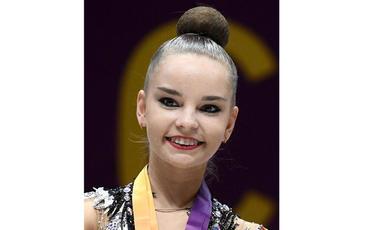 Rusiya gimnastı: Bura doğma zaldır, doğma xalçadır, doğma Bakıdır