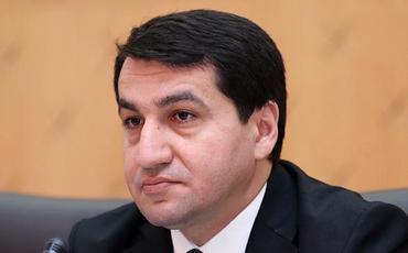 Hikmət Hacıyev: Azərbaycan Davos İqtisadi Forumunda çox fəal iştirak edir