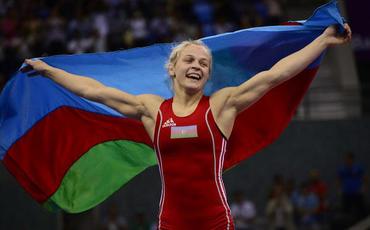 Mariya Stadnik ikiqat dünya çempionu oldu