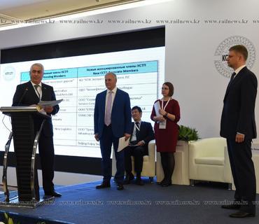 """""""Azərbaycan Dəmir Yolları"""" TDƏŞ-in üzvlüyünə qəbul edilib"""