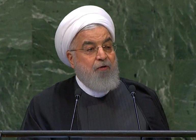 İran prezidenti BMT Baş Assambleyasında iştirak etməyə bilər - Vizası yoxdur