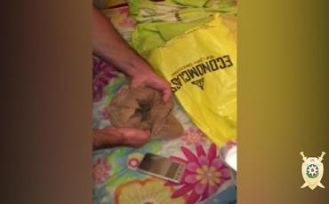 Bərdə sakinindən evindən 1 kiloqramdan artıq heroin götürülüb