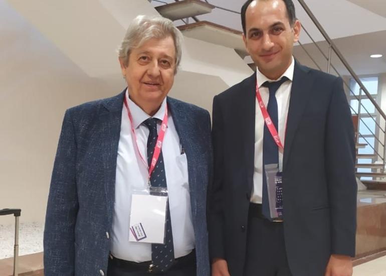 """""""Gələcəyə iz qoy!"""" şüarı ilə Türkiyədə beynəlxalq konqres keçirilib"""