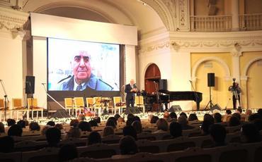 Xalq yazıçısı Hüseyn İbrahimovun 100 illik yubileyi qeyd olunub