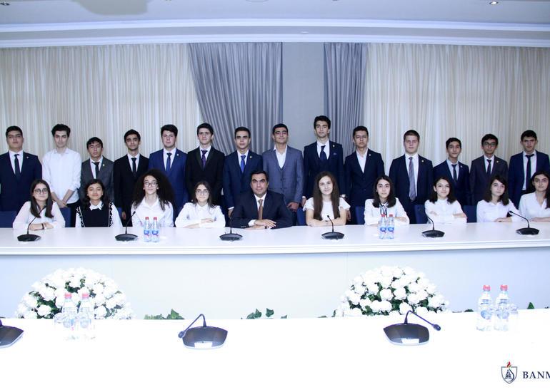 Bakı Ali Neft Məktəbi Prezident təqaüdçülərinin sayına görə ilk sıralardadır