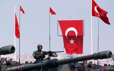 Türk əsgərinin döyüş öncəsi möhtəşəm andı