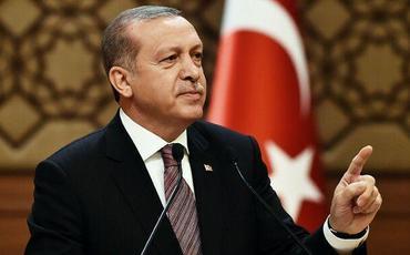Ərdoğan: Ankaranı sanksiyalarla qorxutmaq mümkün deyil