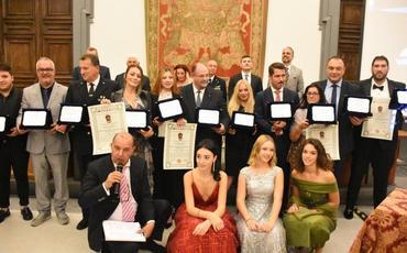 Azərbaycan diaspor təşkilatının sədri İtalyada daha bir önəmli mükafata layiq görülüb