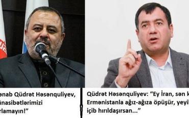 """Deputatdan İrana cavab: """"Əksinə mən oranı ikinci Azərbaycan dövləti kimi qəbul etmişəm və edirəm"""""""