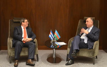 Elmar Məmmədyarov: Ermənistanın qeyri-konstruktiv mövqeyi səbəbindən danışıqlarda irəliləyiş əldə olunmur