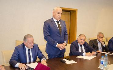 Türkiyə Səfirliyinin mətbuat müşaviri ilə KİV təmsilçilərinin görüşü keçirilib