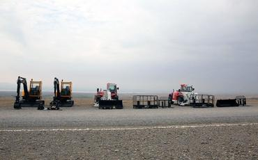 Azərbaycan Ordusuna Türkiyə istehsalı olan texnikalar alınıb