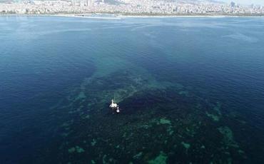 Türkiyədə batmış ada aşkar edildi
