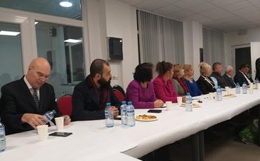 """Brüsseldə """"Avropada diaspora və media lobbiçiliyi"""" layihəsi çərçivəsində dəyirmi masa keçirilib"""