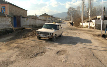 Daşsalahlı-Ürkməzli-Dəmirçilər avtomobil yolu yenidən qurulub
