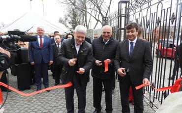 Ukraynada Azərbaycanın ilk Mədəniyyət və İnformasiya Mərkəzinin açılışı olub